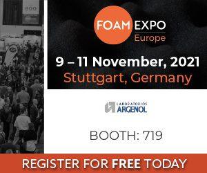 BactiBlock expondrá en la Foam Expo Europe 2021